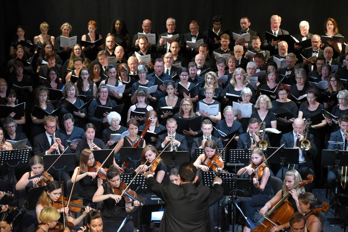 Video of the opening of the Festival of the Aegean from July 16, music by Mozart &amp; Tchaikovsky:  https:// youtu.be/AI-uP5Epc84  &nbsp;   #Choir #Orchestra <br>http://pic.twitter.com/27kMgTYMXL