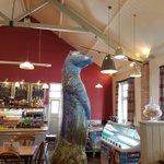 #otterspotting in wonderful #widecombeinthemoor #dartmoor @Dartmoor_MTMTE #waysidecafe #cafeonthegreen both serve tasty treats too!