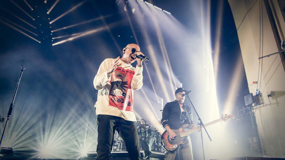 Linkin Park on lead singer's death: His 'absence leaves a void that ca...