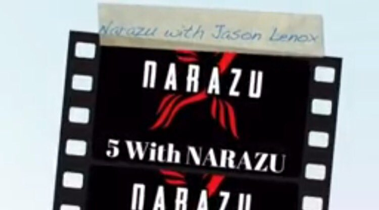 #StarWars or #StarTrek? #Artist &amp; #Comic book creator Jason Lenox answers this and more in this week&#39;s #5WithNarazu!  https:// youtu.be/sfswB0DHzSQ  &nbsp;  <br>http://pic.twitter.com/2XldTz2Mse