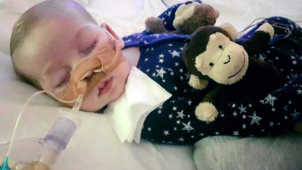 Parents of critically ill baby drop bid to send him to US for experime...