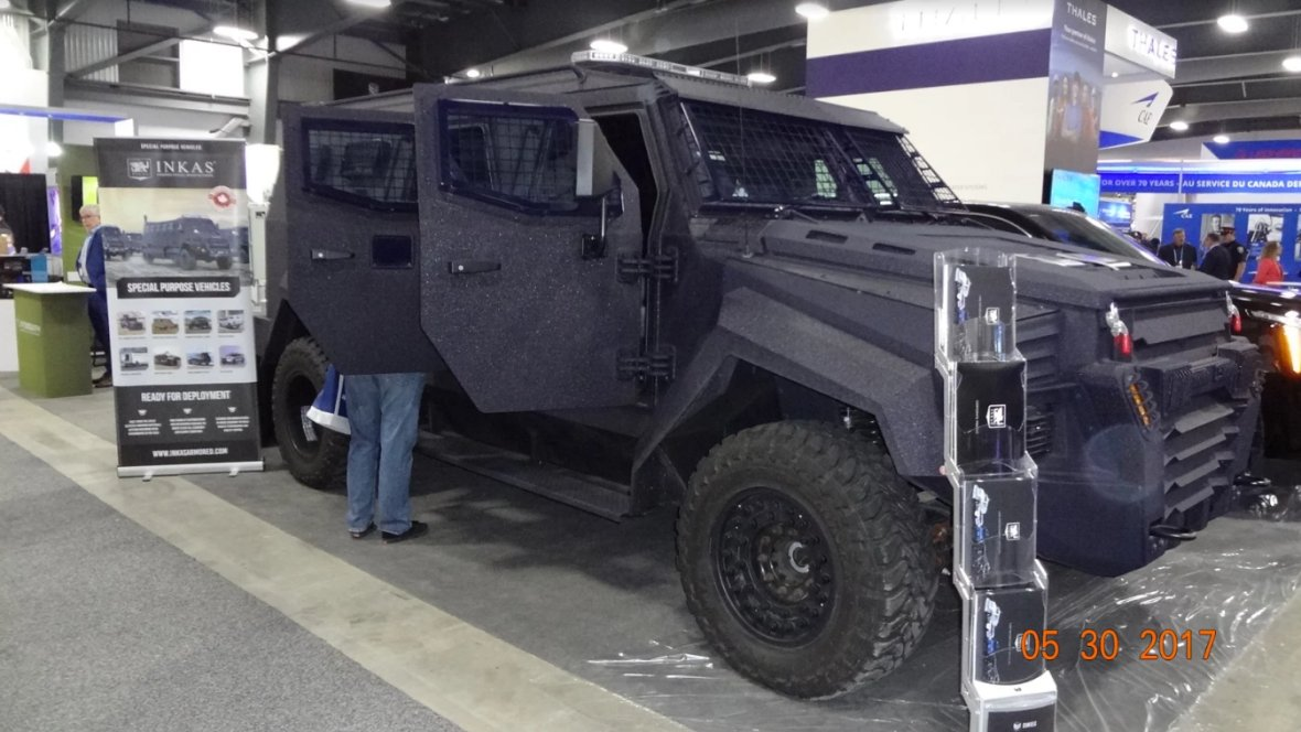 Canadian defence deal with Azerbaijan raises new questions about arms...