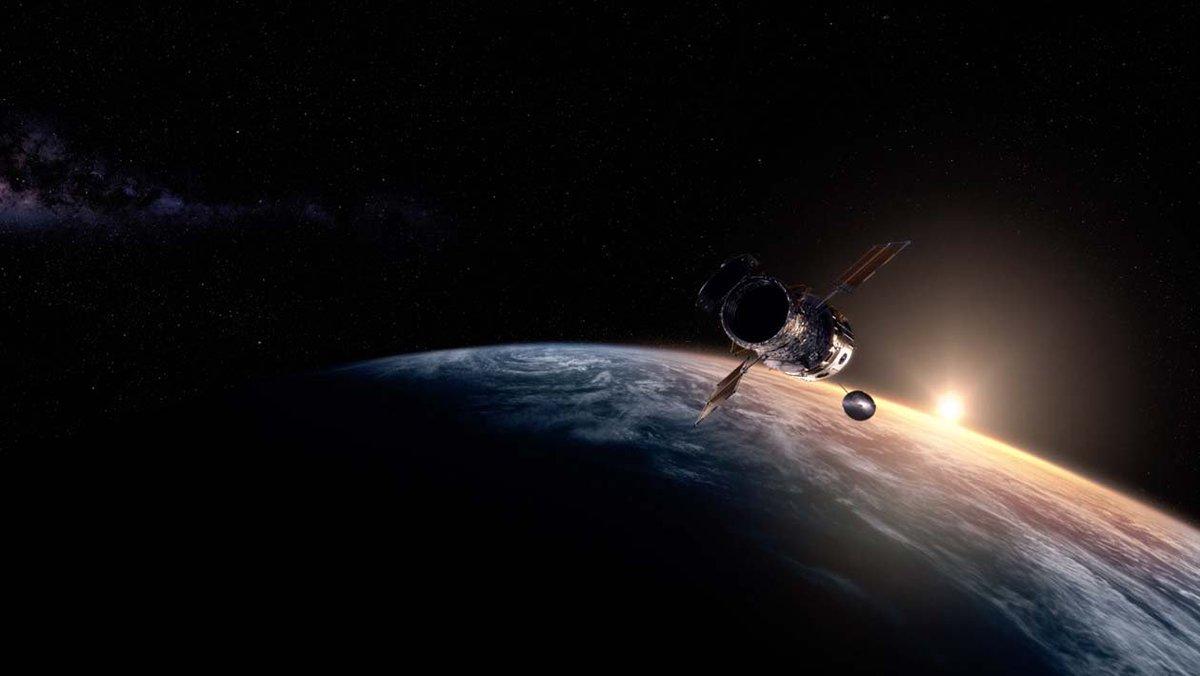 Este incrível filme em realidade virtual te transforma no Telescópio Hubble https://t.co/5vQmkc1jq8