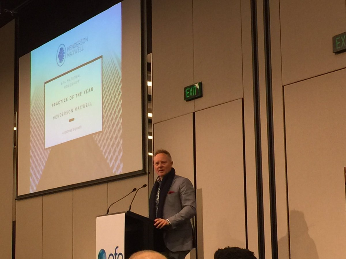 When was the last time you looked back and surveyed your clients. Push the boundaries. #communication key @henderson_sam #AFAau @AFA_Voice<br>http://pic.twitter.com/rjMdFJt0iT