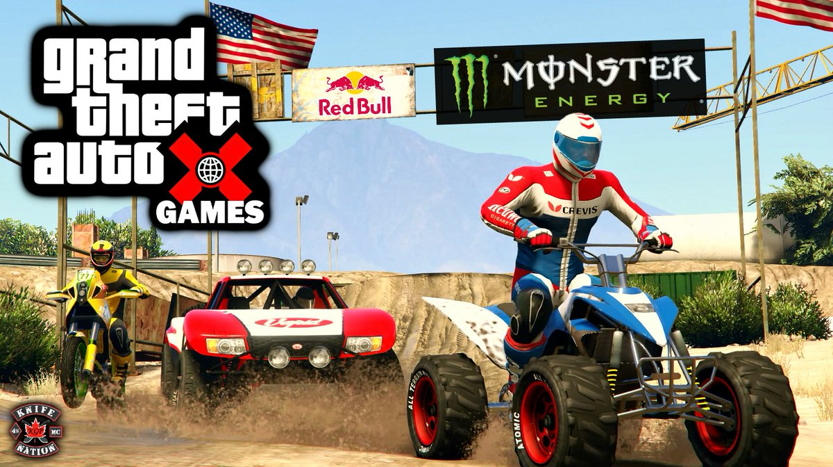 Get ready for the X-Games themed Stream starting tonight at 11pm/et! Bring a change of clothes cause its gonna get dirty! ;) #XGames <br>http://pic.twitter.com/sfCdLLzJ64
