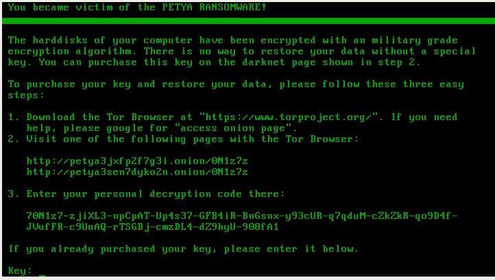 Bye, bye #Petya! #Decryptor for old versions released  http:// buff.ly/2uRs8g9  &nbsp;   #Ransomware   #infosec<br>http://pic.twitter.com/MQpWy0sE9u