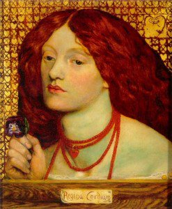 #HappyBirthday #ElizabethSiddal, #PreRaphaelite muse &amp; #artist. Born #London 25th July 1829. As seen by her husband  #Rossetti  #Victorian<br>http://pic.twitter.com/Lc6CQwklYa