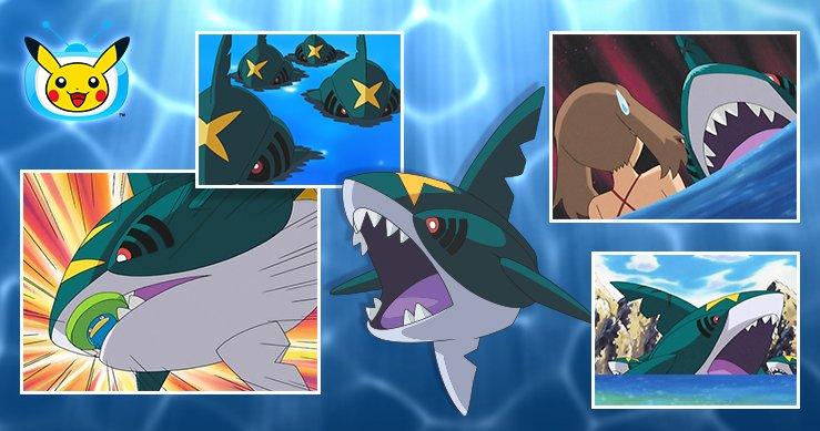 We're celebrating #SharpedoWeek on #PokemonTV! What's your favorite Sh...