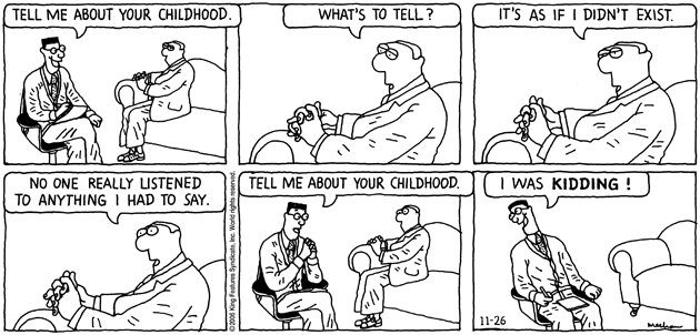 Pros and Cons from 2006 #archive #comicstrip #comic #therapy <br>http://pic.twitter.com/azzEwGZkn6