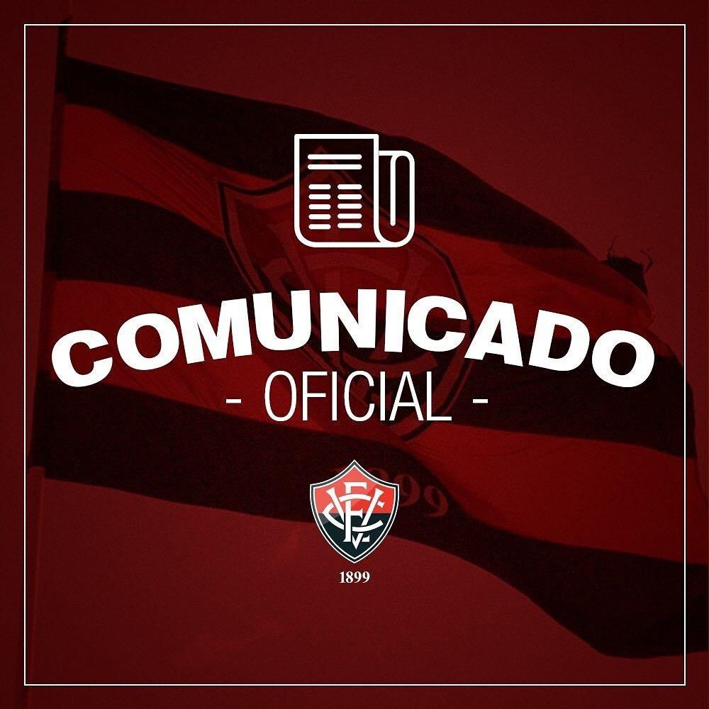 e0a3133183b7a EC Vitória on Twitter