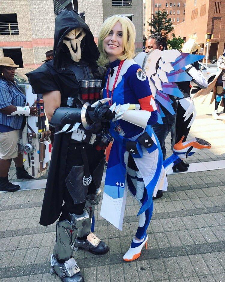 big zam on Twitter  mercy on call ??? my Combat Medic cosplay! @Blizzard_Ent @PlayOverwatch #overwatchu2026    sc 1 st  Twitter & big zam on Twitter: