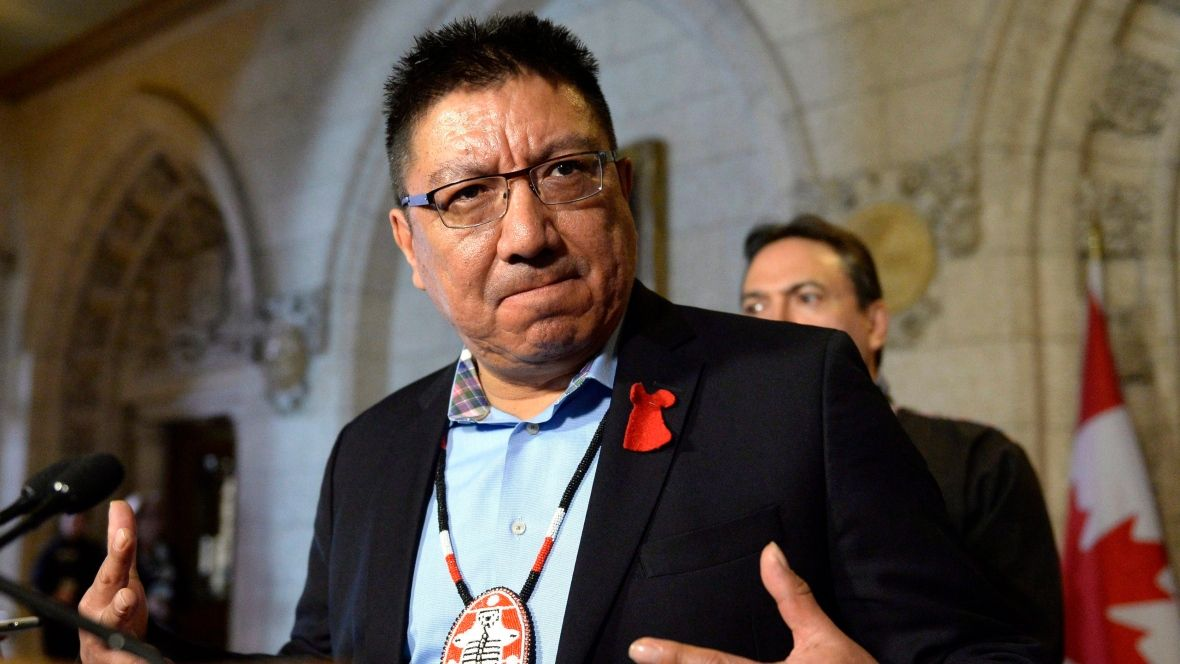 Government, Indigenous leaders herald health agreement that will disma...