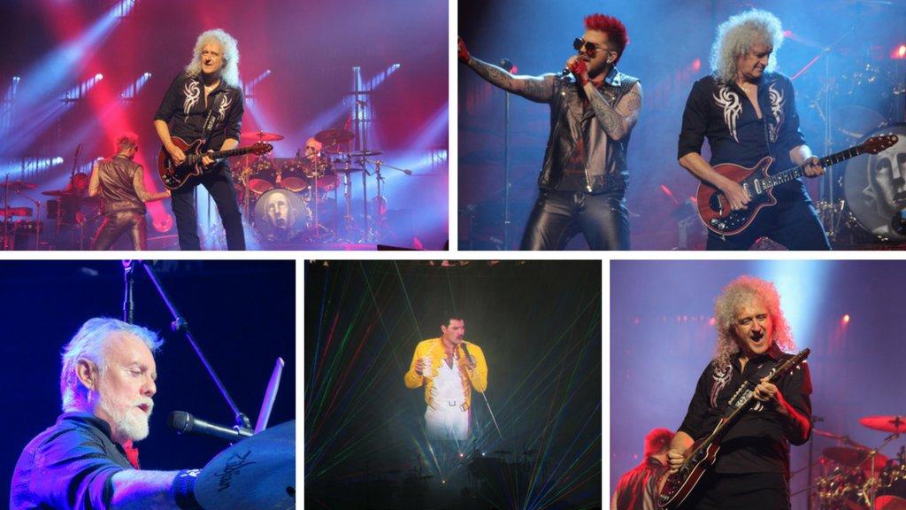 Re-experience the magic that was @QueenWillRock + @adamlambert in CLE:  http:// wp.me/p2nFrZ-REB  &nbsp;    #glamberts #adamlambert #queen <br>http://pic.twitter.com/v8zIrEVhVY