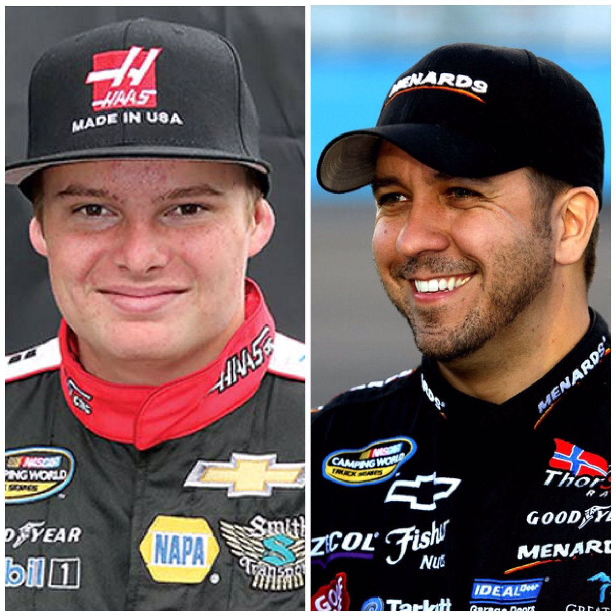 @lappedtrafficpc #NASCAR podcast has a doubleheader lined up for our 30th episode! @Matt_Crafton and @colecuster00 will be joining us!<br>http://pic.twitter.com/h8Q3T5EfEK