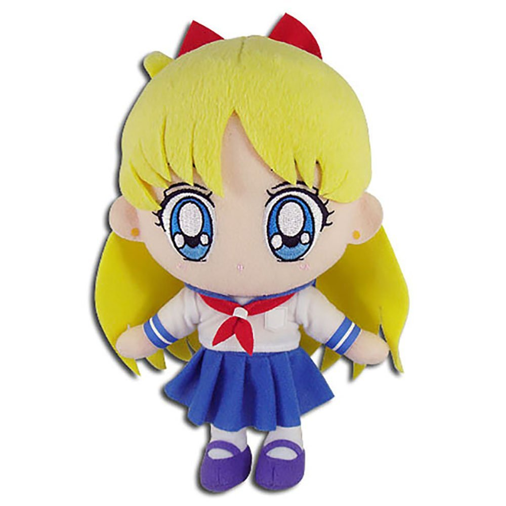 How about an official Mina plushie? Grab it here  http:// amzn.to/2gXQwXM  &nbsp;    #sailorvenus #sailormoon #anime #geek <br>http://pic.twitter.com/5G1hnD2lX8
