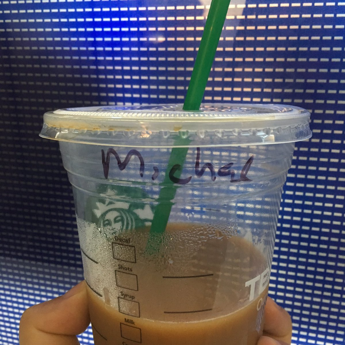 You know, when they ask my name, I spell out 'Mariko - M-A-R-I-K-O' but every time it end up in wrong name