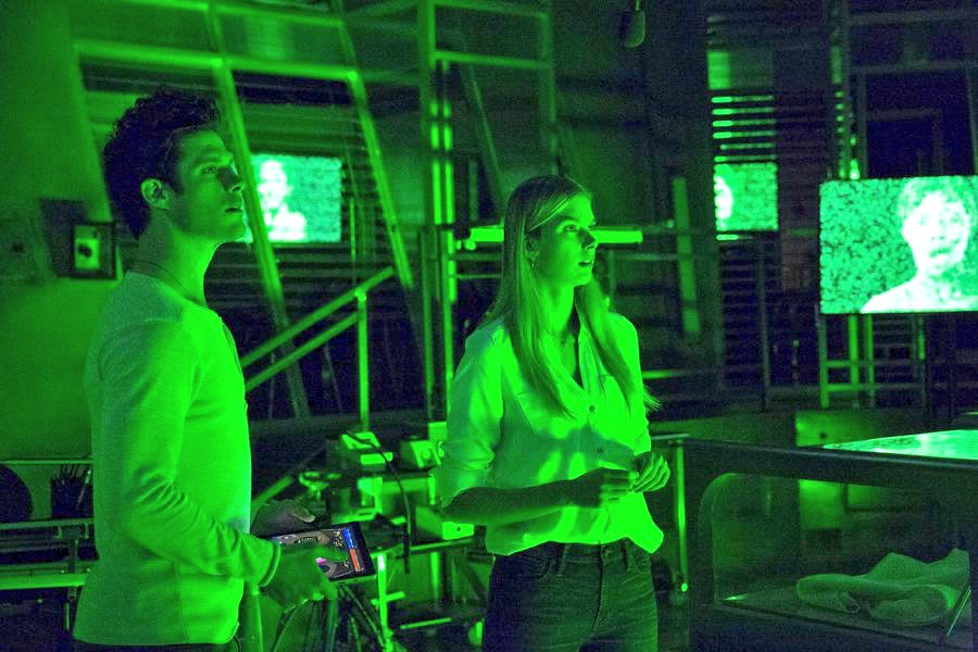 We got the green light, East Coast. New episode of Stitchers 'Just the...