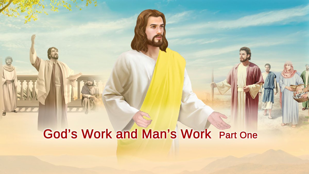 God says, &quot;What God expresses is what God Himself is, and this is beyond the reach of man….&quot;  https://www. holyspiritspeaks.org/videos/god-wor k-and-mans-work-1/ &nbsp; …  #GodsWord #Video #Jesus <br>http://pic.twitter.com/v0TKY4Vtsn
