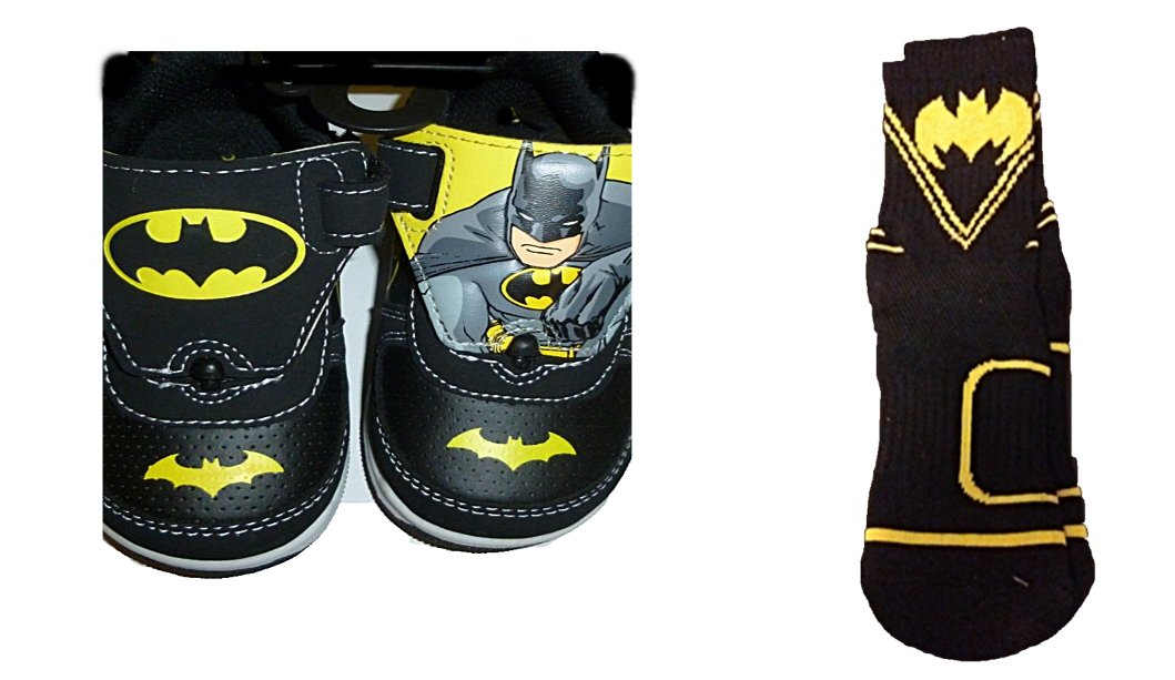 #Batman Toddler Boys Reversible Front Flap Sneakers Size 13 PLUS Matching Socks #ad  http:// bit.ly/BatmanSneakers andSocks &nbsp; …  #GoodBuysAllTime #Back2School <br>http://pic.twitter.com/QvmCiTzKNy