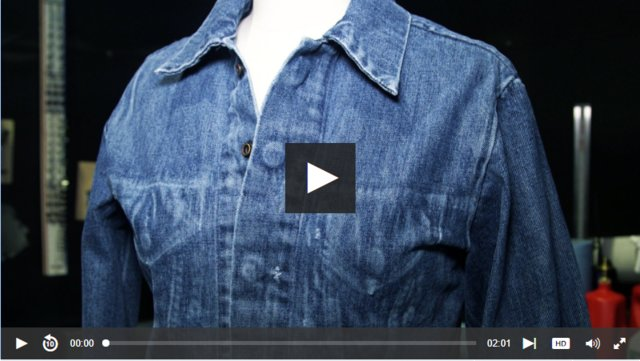 The future of fashion is #3dprinting a jean jacket  http:// autode.sk/2v2fVWp  &nbsp;  <br>http://pic.twitter.com/KYNNE1xQQV