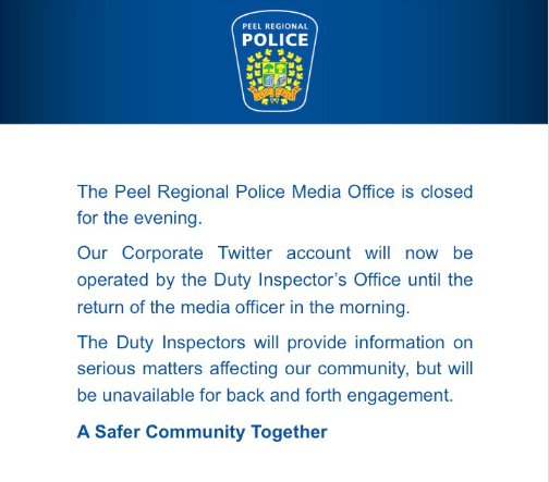 Have a safe night everyone.  We will re-open at 6:00 am. https://t.co/...