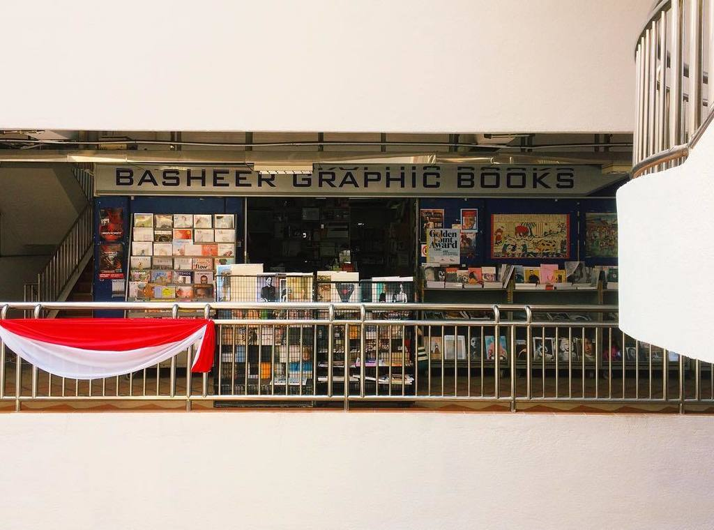 One of my favorite #bookstore in #singapore. Basheer is the go-to place for many #visualart students and professio…  http:// ift.tt/2vEBcT4  &nbsp;  <br>http://pic.twitter.com/boGmyxvkUu