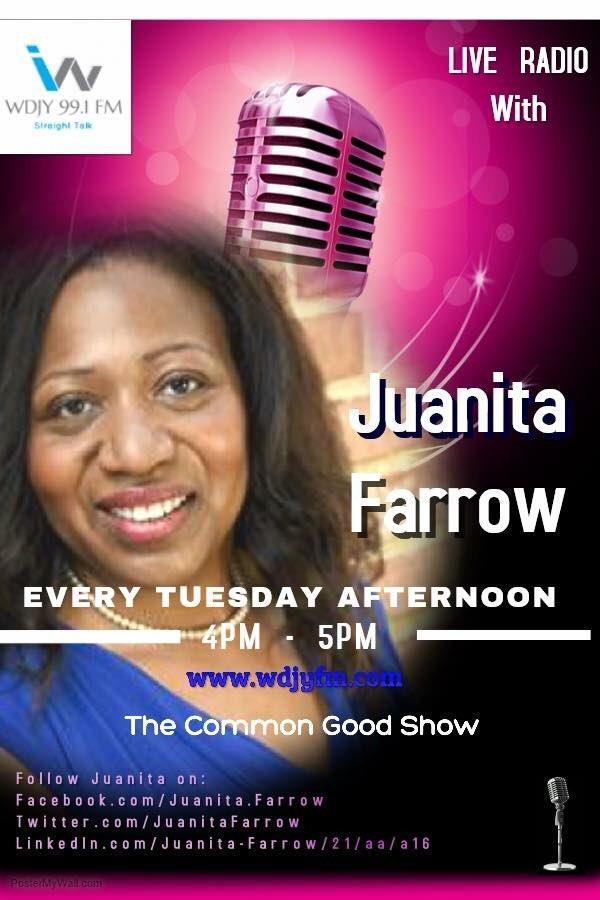 Tuesday 4 pm EST  http://www. wdjyfm.com  &nbsp;   Straight #Talk #radio #inspiring #informative WDJY 99.1 FM #Atlanta<br>http://pic.twitter.com/ld5mdGcG3F