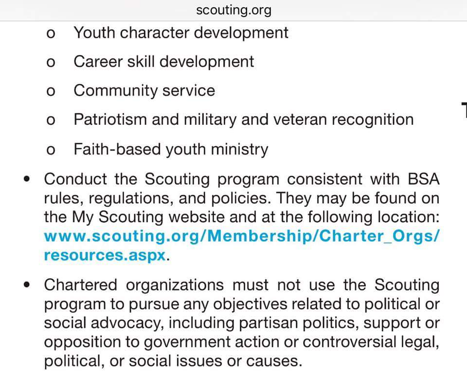 Margaretkerrbeckwith On Twitter This Is The Boy Scouts Of America