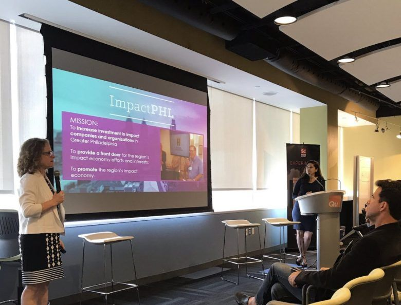 ImpactPHL Ventures pledges $15M for Philly's do-good #startups   #impactinvesting #social @ImpactPHL @VentureBeat    http:// buff.ly/2uuXSFv  &nbsp;  <br>http://pic.twitter.com/0KvnPt0GcP