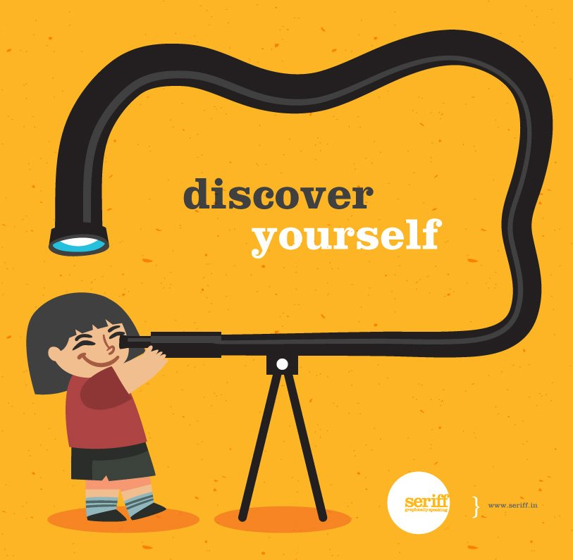 Discover yourself #discover #venture #inspiration #explore #identify #determine #graphicdesign #Seriff @Designspiration @graphicdesignju<br>http://pic.twitter.com/W32udDmTSC