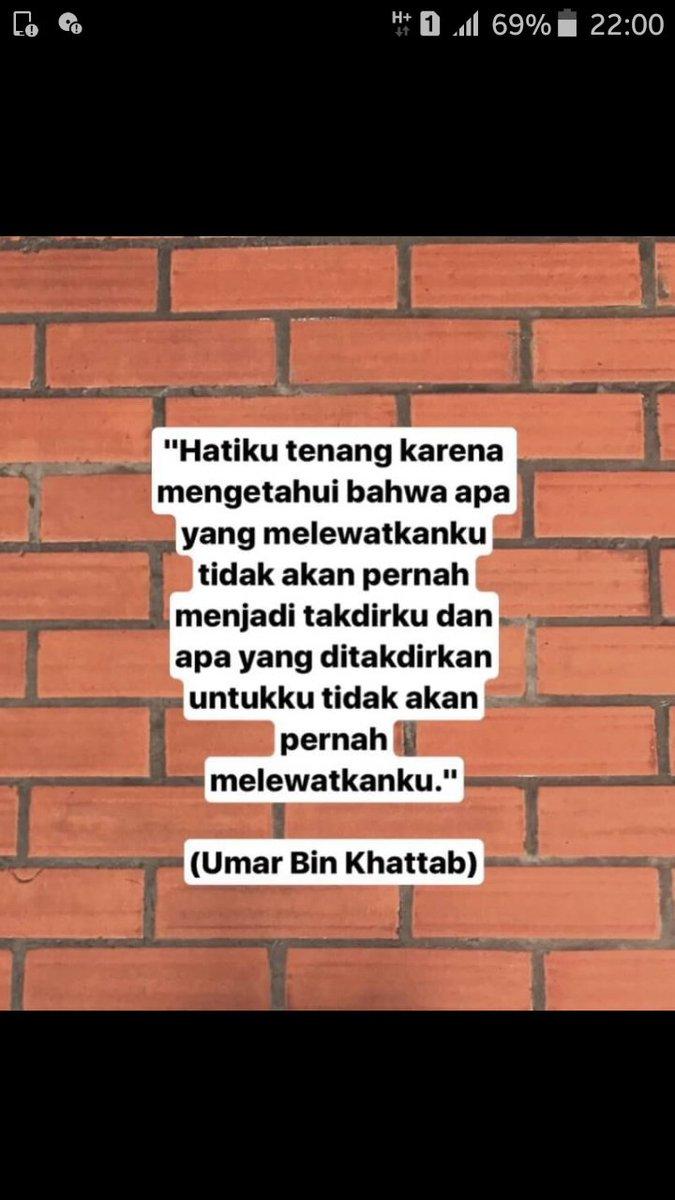 Afin Kharismawan On Twitter Kata Kata Bijak Sahabat Nabi