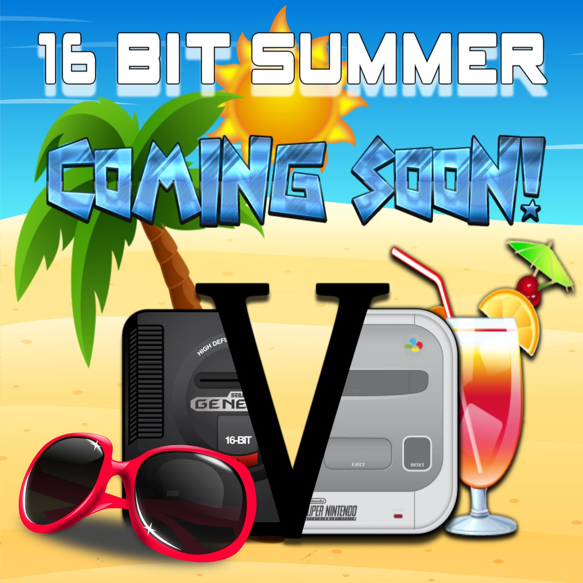 New remixes heading your way soon! #RETROGAMING #GamersUnite #SEGA #Nintendo #Summer #VGM<br>http://pic.twitter.com/BCCe1SAup5