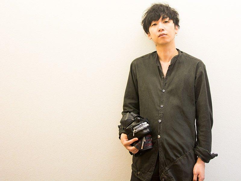 リアルウタさんかな?   映画「東京喰種」で衣装を手掛けた「クリスチャンダダ」森...
