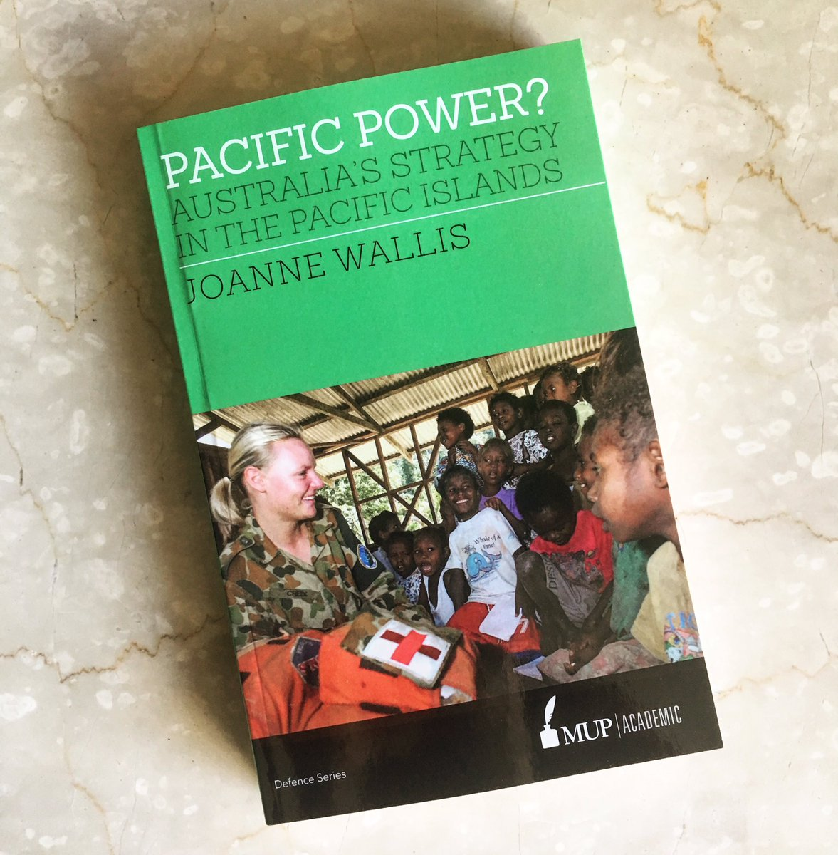 #PacificPower by Dr Joanne Wallis of the @ANU_SDSC is the latest addition to our #Academic series.  https://www. mup.com.au/books/97805228 68227-pacific-power?utm_source=social&amp;utm_campaign=pacificpower &nbsp; … <br>http://pic.twitter.com/IvZWnZWn6w