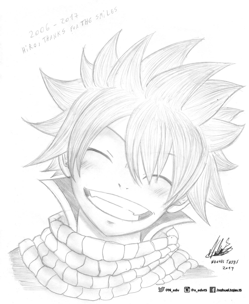 .@hiro_mashima Thanks for the Smiles  from Argentina #FairyTail #FairyTail545 #FairyTail4EverInOurHearts #Smile #Natsu<br>http://pic.twitter.com/4dBQFOnjMl