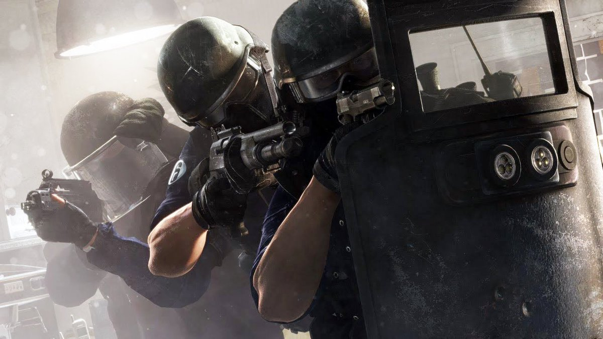 Live! #RainbowSixSiege #CombatVet #SupportSmallStreamers #Twitch #Therapy  http://www. twitch.tv/infantryteamle ader &nbsp; … <br>http://pic.twitter.com/YSblIFZepu