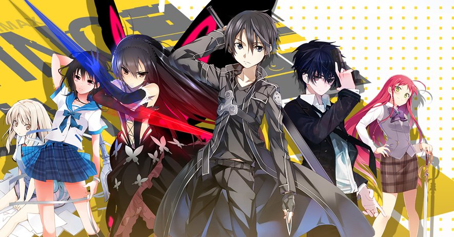 #SEGA publishing a Dengeki Bunko: Fighting Climax Ignition mobile game, deved by #BlazBlue: Revolution Reburning dev  http:// segabits.com/blog/2017/07/2 4/sega-bringing-a-dengeki-bunko-fighting-climax-ignition-mobile-game-to-china/ &nbsp; … <br>http://pic.twitter.com/VvenBku2YC