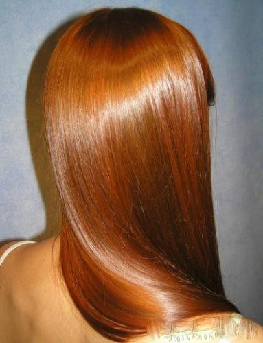 Ламинирование волос рецепт