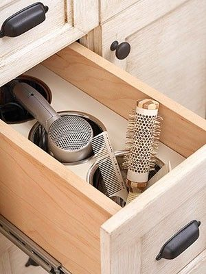 STORAGE TIP: In your #bathroomdesign include deeper drawers for easier storage of taller items! <br>http://pic.twitter.com/YoJmNL7i1I