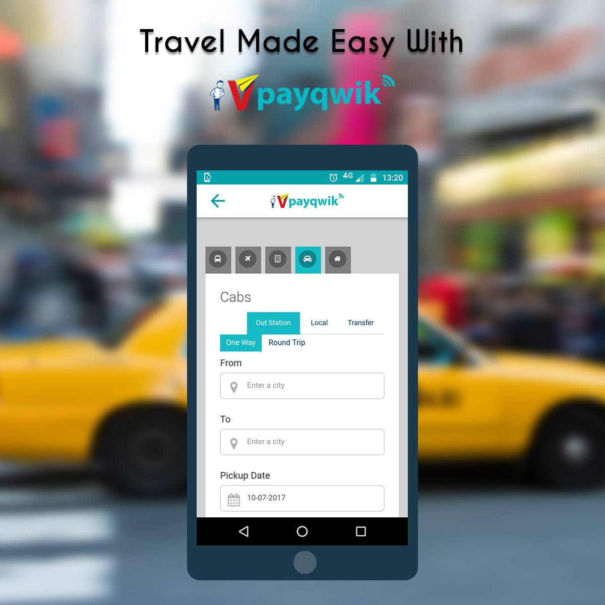 Book your cabs on VPayQwik App.                                           #DigitalWallet #CabBooking #Travel<br>http://pic.twitter.com/cqTveICcMR