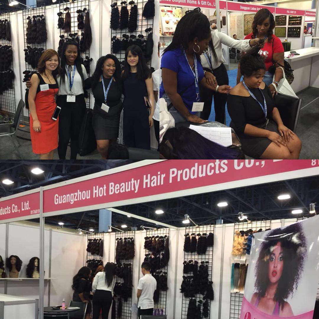 We were in Miami Beauty&amp; HAir Exhibition last August, in next month we will also be here again.#virginhair #hair #hairdo #fashion #hairstyle<br>http://pic.twitter.com/IK65c6v8g5