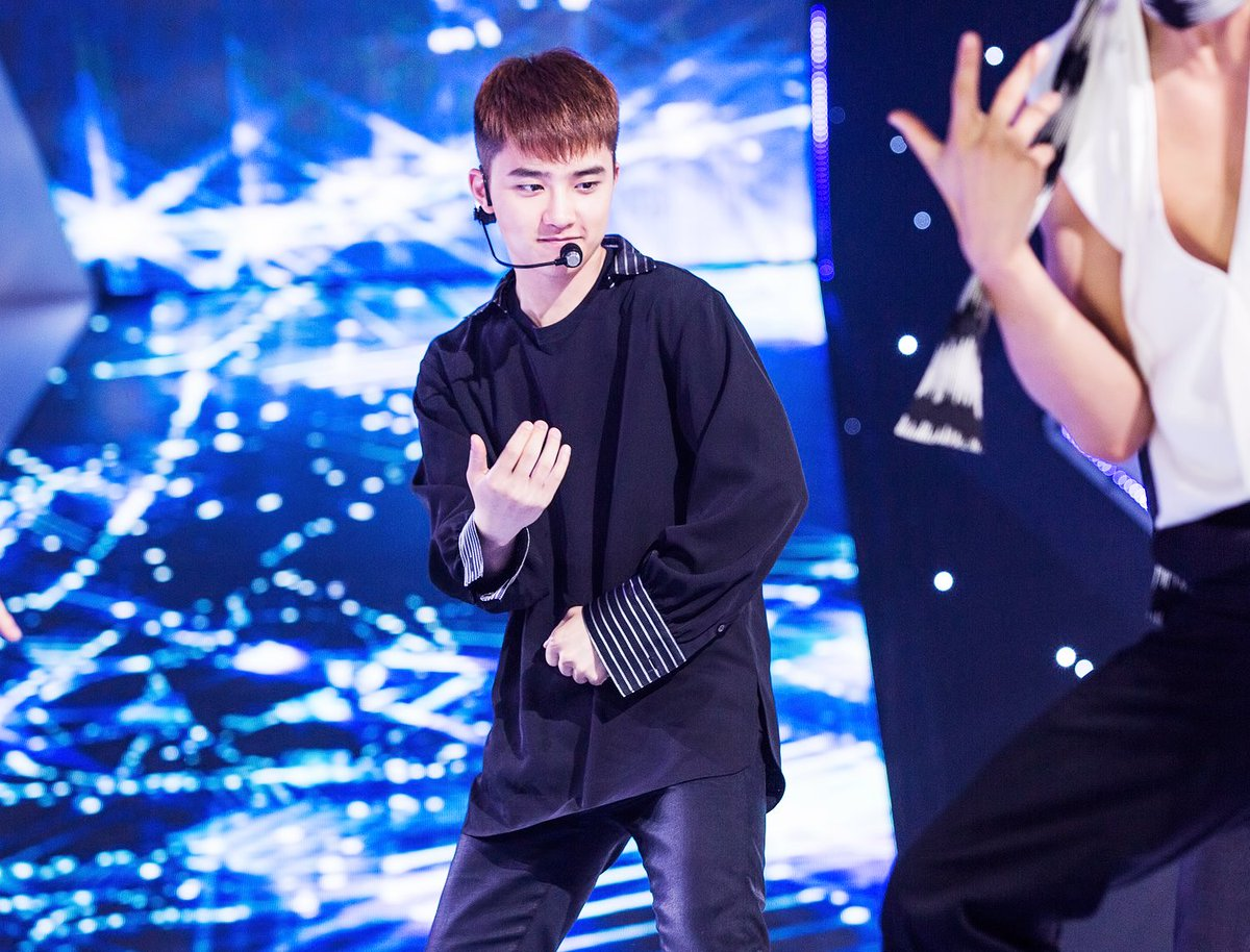 170725 SBS Inkigayo PD Note website update with #EXO D.O.