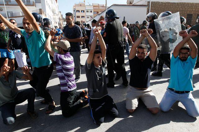#Maroc : face aux manifestations, le pouvoir choisit la répression https://t.co/tWjMmipRBe