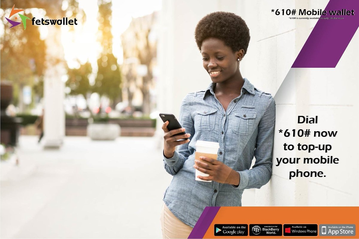 Dial *610# today to top-up your mobile phone.   #fetswallet #EMoney #MobileWallet #TopUp #DigitalWallet #Lagos #Nigeria<br>http://pic.twitter.com/F9Z7i7grDt