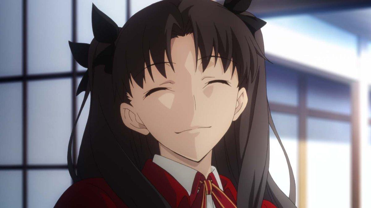 【Fate [UBW]再放送情報!】 本日深夜0時よりBSフジにて放送の[UBW]は、第4話「戦意の在処」・第5話「放課後に踊る」をお送り致します。放送をお楽しみに!!#fate_sn_anime