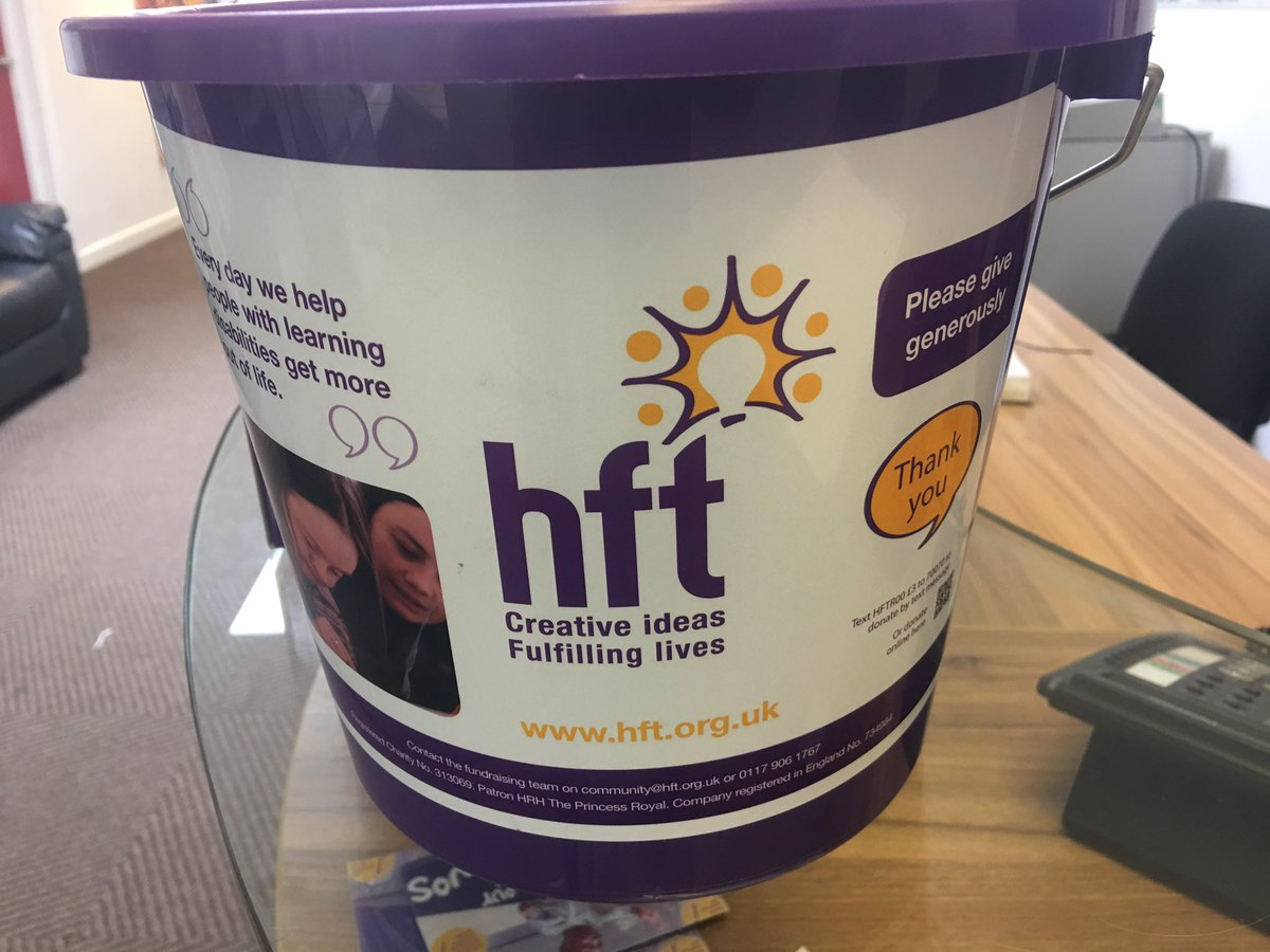 Today I met an amazing organization @Hftonline who are delivering inspiring work for #Disability students. Plz #support and #donate<br>http://pic.twitter.com/0oiTwQfdNk