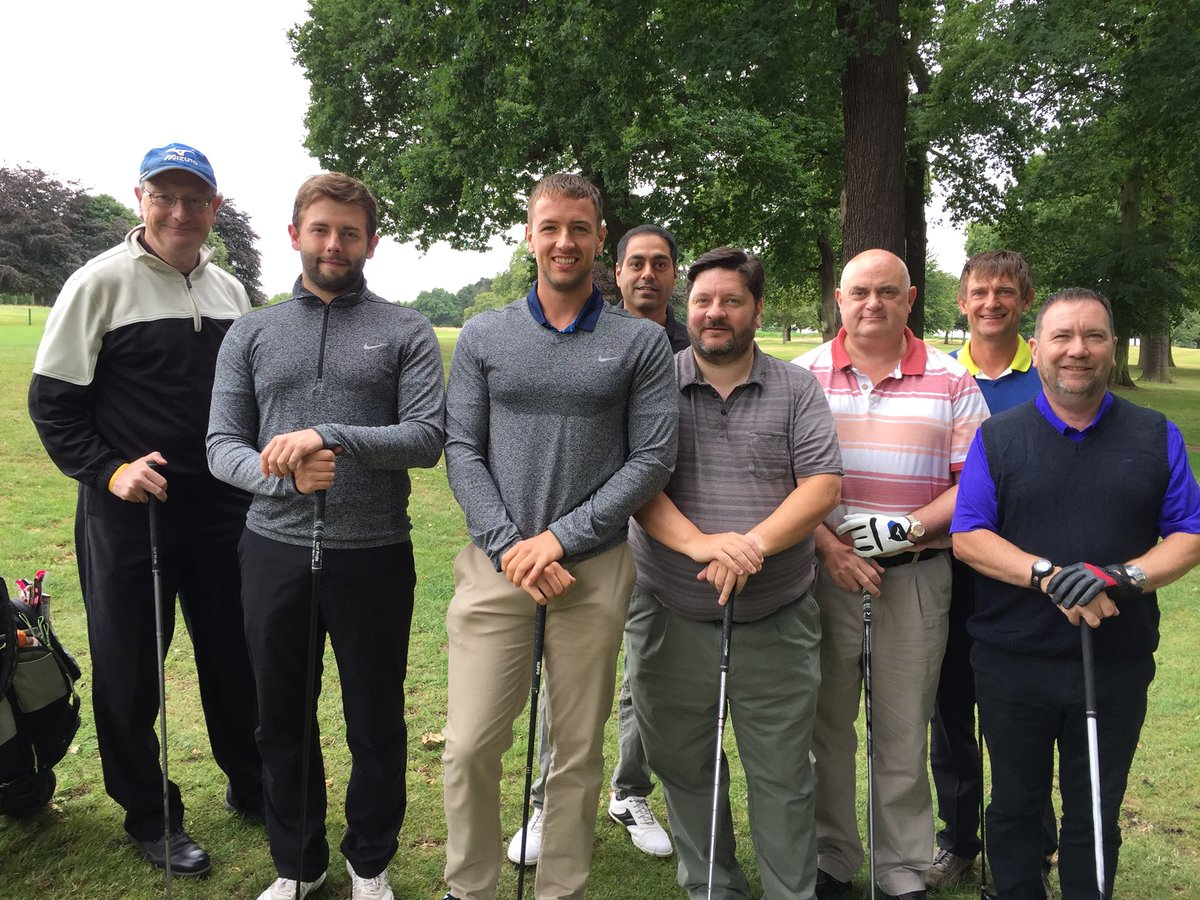 Great to see @MidAssetFinance supporting @Sarcoma_UK &amp; @TheBHF at the @Wollpark30 Annual #Charity Golf Day!   #CharityTuesday<br>http://pic.twitter.com/qvDYOIkwTi