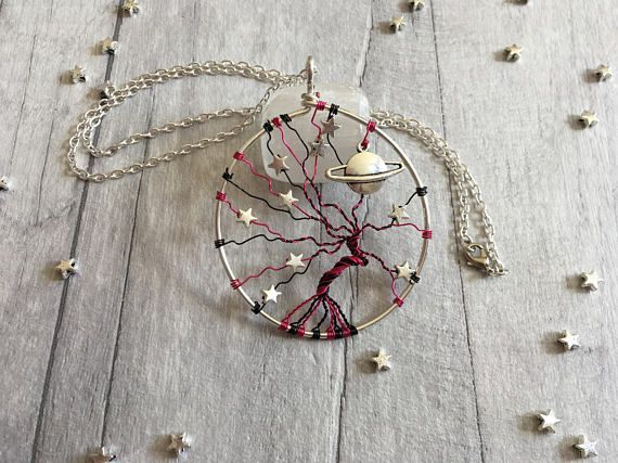Cosmic tree of life necklace #EtsyShop #epiconetsy #womeninbiz #etsyseller #buzzfeed #htlmp #craftbuzz #uksopro  http:// buff.ly/2ujc1ah  &nbsp;  <br>http://pic.twitter.com/ZCRvtmClLZ