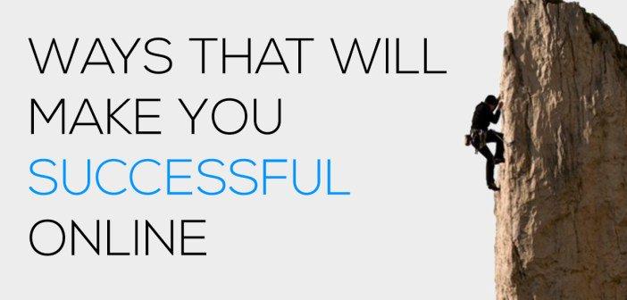 Ways that Will Make you #Successful #Online  https:// internetseekho.com/ways-that-will -make-you-successful-online/ &nbsp; … <br>http://pic.twitter.com/kJuNPymNlg