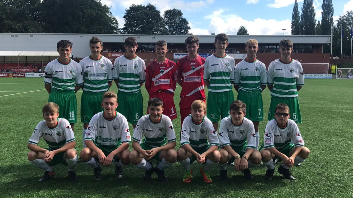 Good luck to four of our @tnsfc U15s who are participating in this year&#39;s @FAWTrust Crymu Cup #development #opportunity<br>http://pic.twitter.com/V60M68Re1c